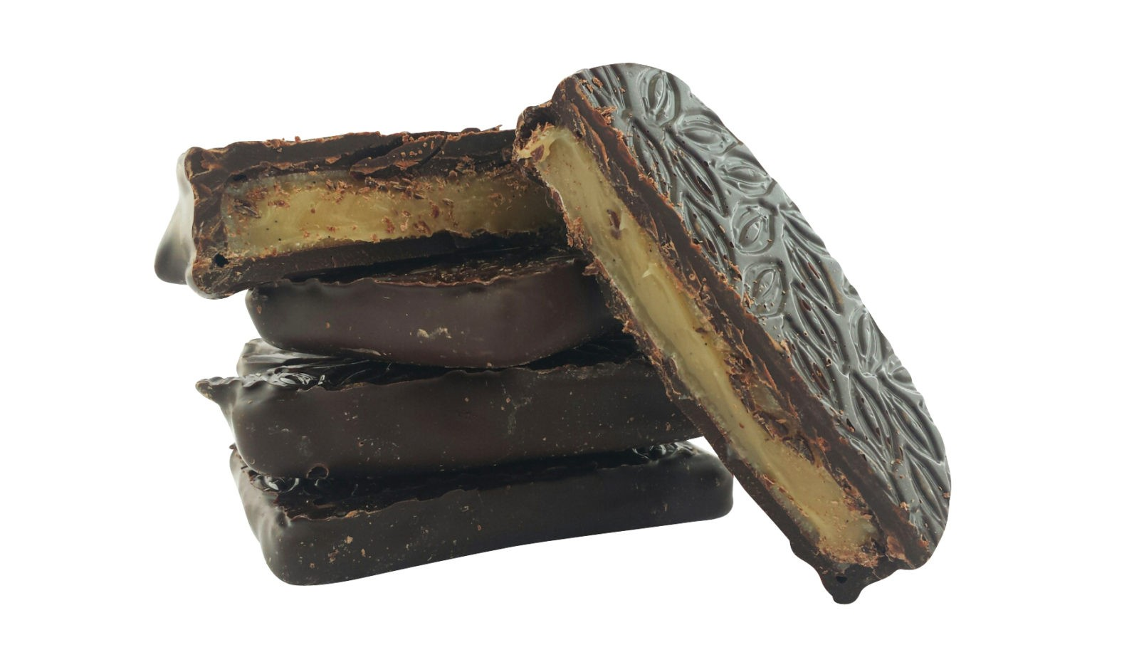 Dark caramel bar