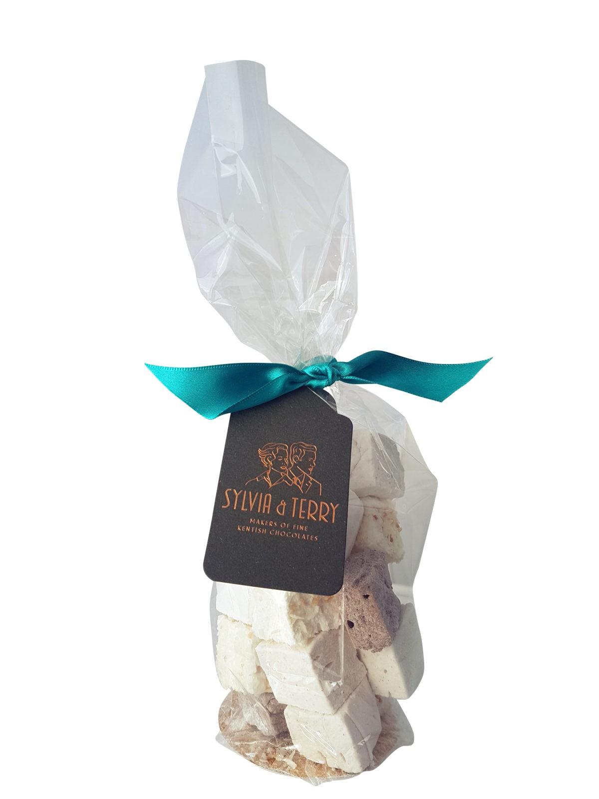 marshmallow giftbag