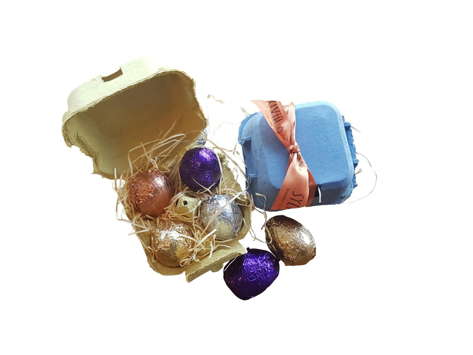 Four box mini egg