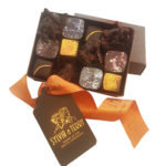 Vegan boxed choc collection