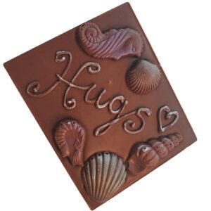 Greetings Chocolate Bars
